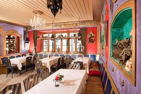 Altstadt-Hotel Zum Hechten - фото 12