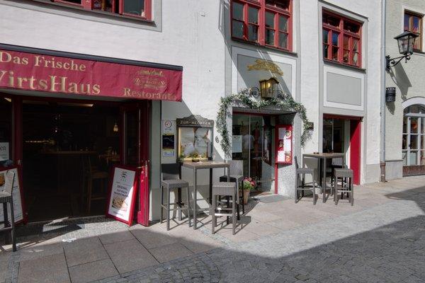 Altstadt-Hotel Zum Hechten - фото 20
