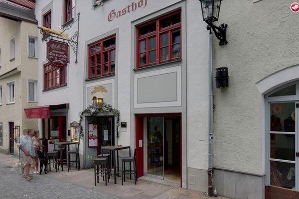 Altstadt-Hotel Zum Hechten - фото 21