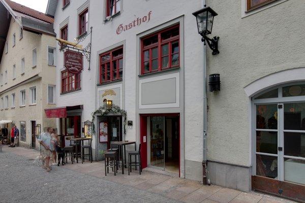 Altstadt-Hotel Zum Hechten - фото 22