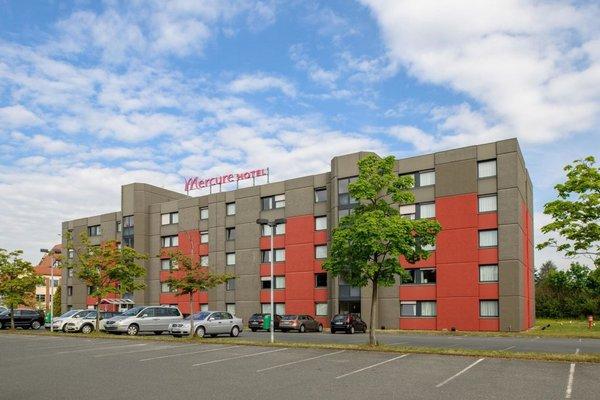 Further Hotel Mercure Nurnberg West - 22