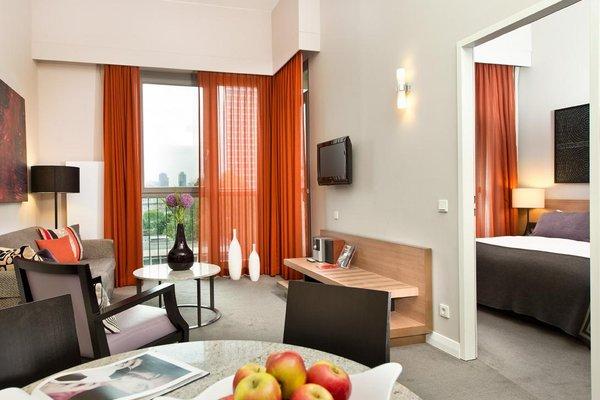 Adina Apartment Hotel Frankfurt Neue Oper - 3