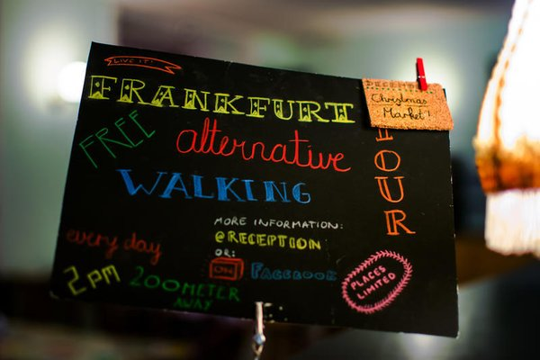 Frankfurt Hostel - фото 14