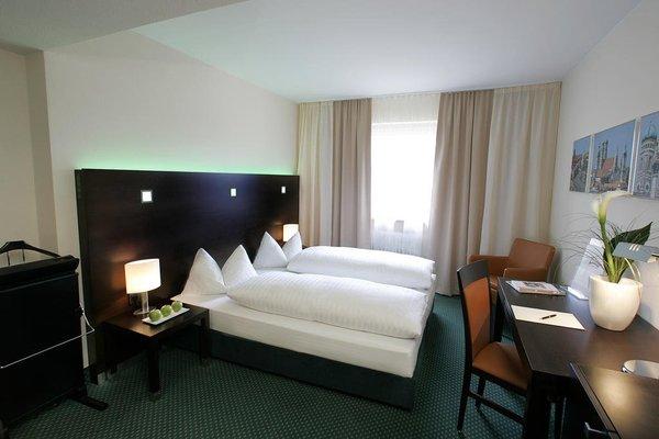 Fleming's Hotel Frankfurt Hamburger Allee - фото 13