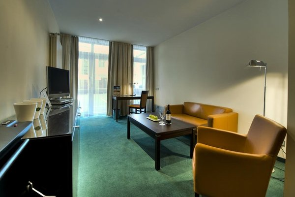 Fleming's Hotel Frankfurt Hamburger Allee - фото 5