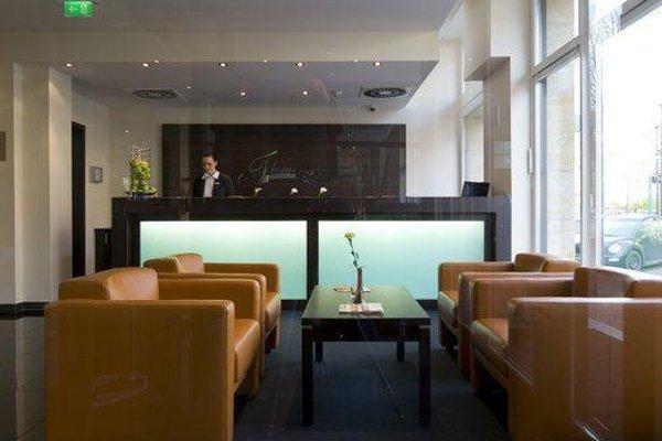 Fleming's Hotel Frankfurt Hamburger Allee - фото 9
