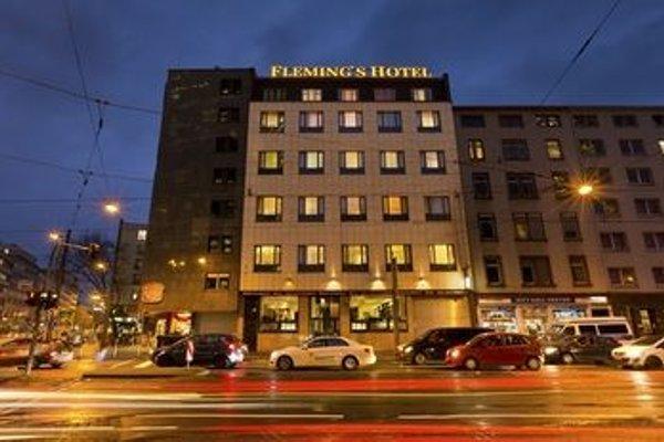 Fleming's Hotel Frankfurt-Messe - 23