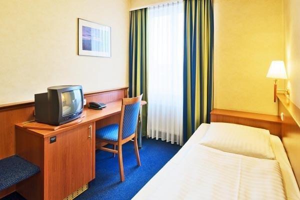 Novum Hotel Continental Frankfurt - фото 50