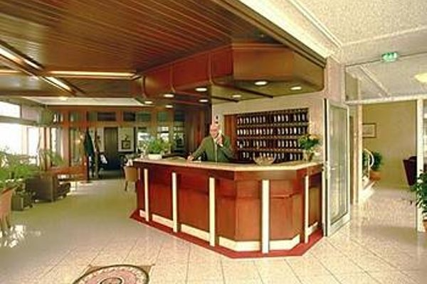 Novum Hotel Continental Frankfurt - фото 16