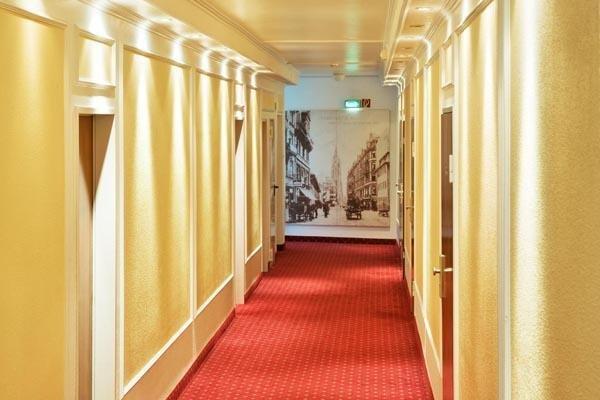 Novum Hotel Continental Frankfurt - фото 18