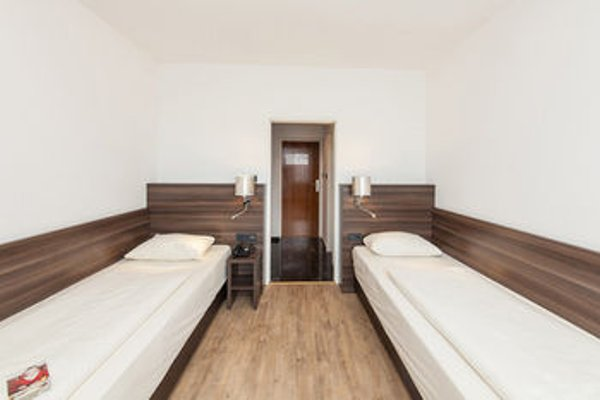 Novum Hotel Continental Frankfurt - фото 3