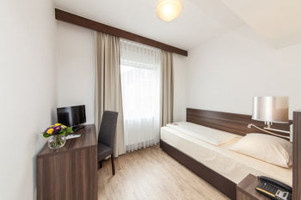 Novum Hotel Continental Frankfurt - фото 6