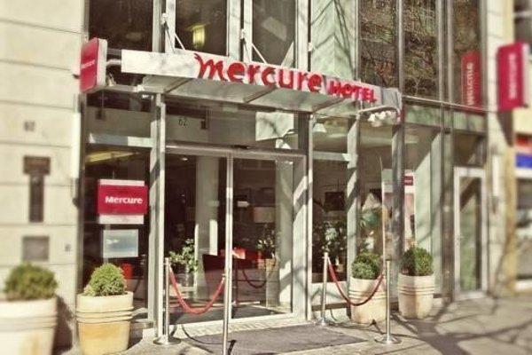 Mercure Hotel Kaiserhof City Center - фото 19