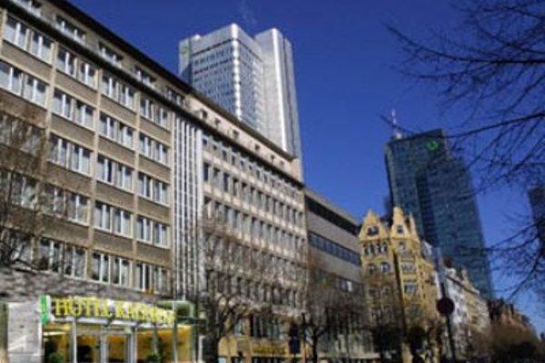 Mercure Hotel Kaiserhof City Center - фото 21