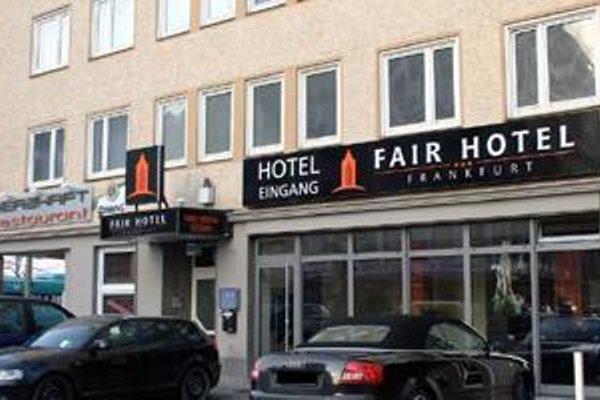 Fair Hotel Europaallee - фото 14