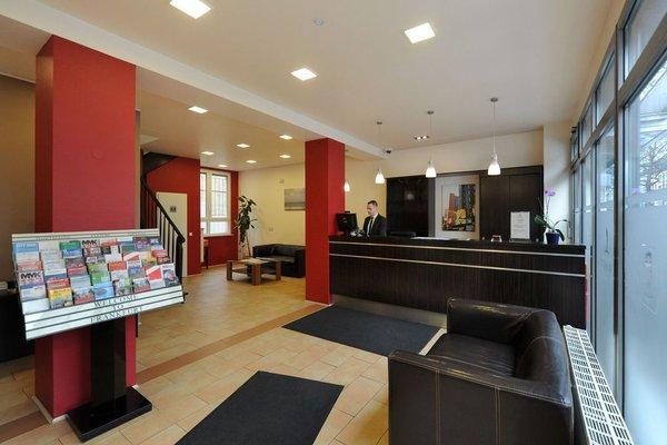 Fair Hotel Europaallee - фото 15