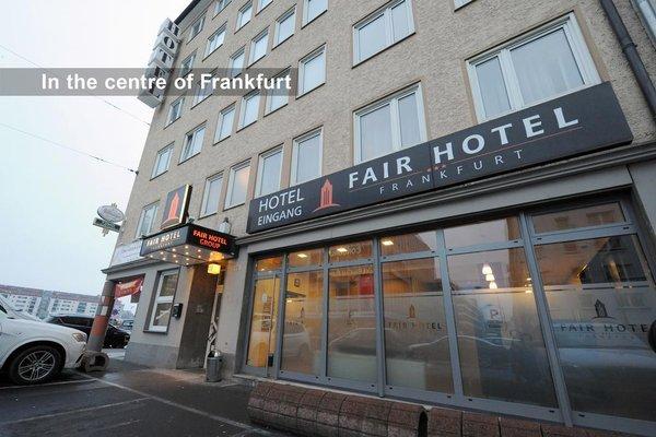 Fair Hotel Europaallee - фото 18
