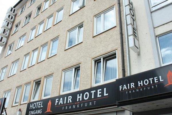 Fair Hotel Europaallee - фото 20