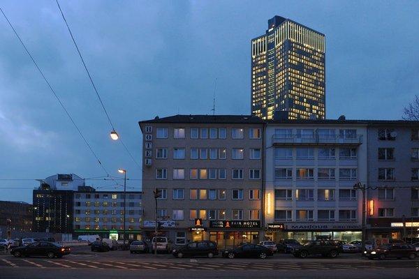 Fair Hotel Europaallee - фото 22
