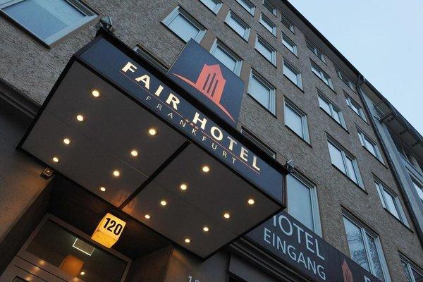 Fair Hotel Europaallee - фото 23