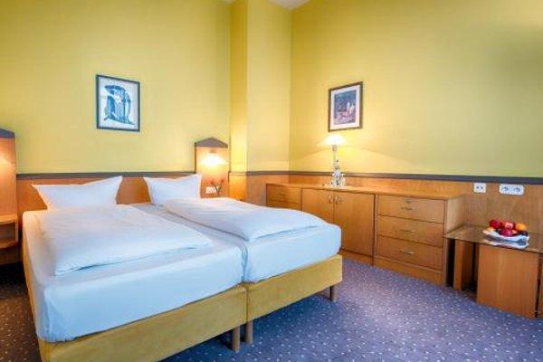 Golden Leaf Hotel & Residence Frankfurt - фото 5