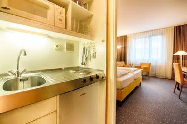 Golden Leaf Hotel & Residence Frankfurt - фото 12