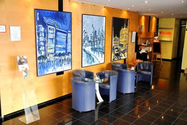 Golden Leaf Hotel & Residence Frankfurt - фото 14