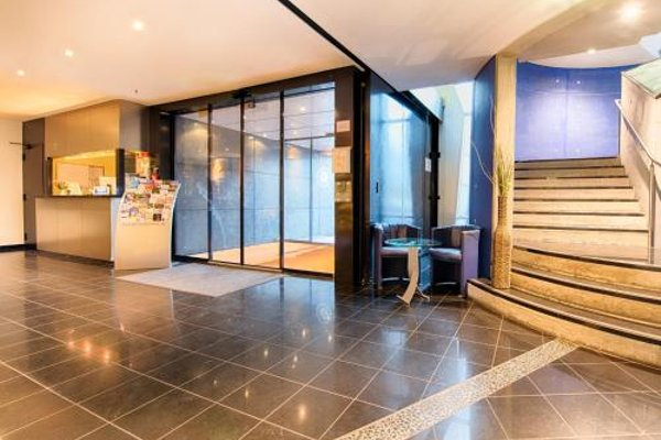 Golden Leaf Hotel & Residence Frankfurt - фото 15
