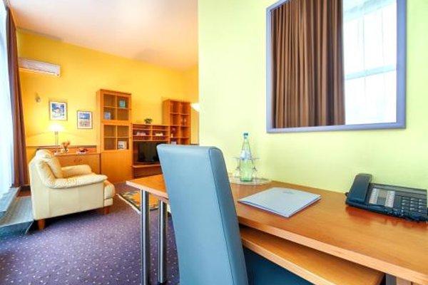Golden Leaf Hotel & Residence Frankfurt - фото 18