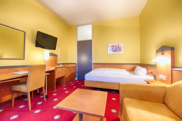 Golden Leaf Hotel & Residence Frankfurt - фото 4