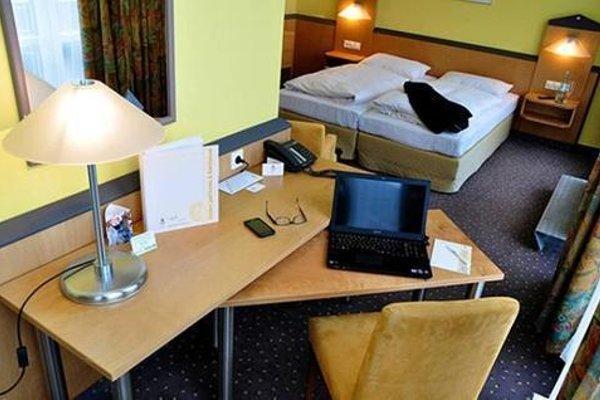 Golden Leaf Hotel & Residence Frankfurt - фото 6
