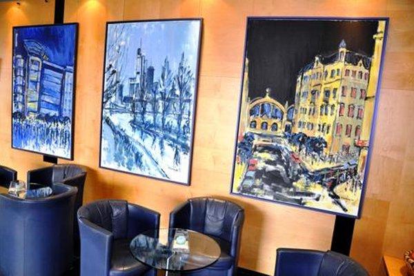 Golden Leaf Hotel & Residence Frankfurt - фото 7