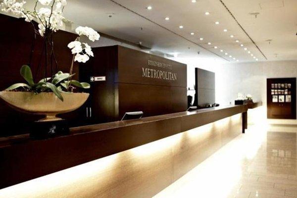 Steigenberger Hotel Metropolitan - фото 15