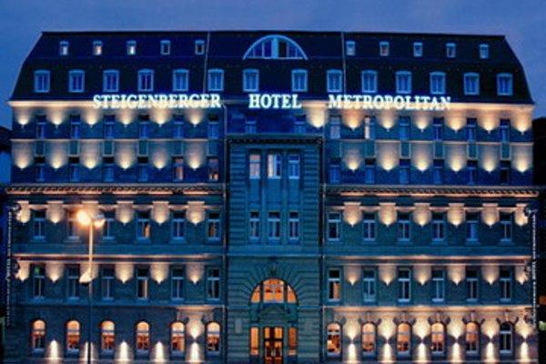 Steigenberger Hotel Metropolitan - фото 22