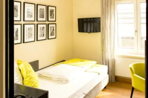 Hotel Hamburger Hof - фото 48