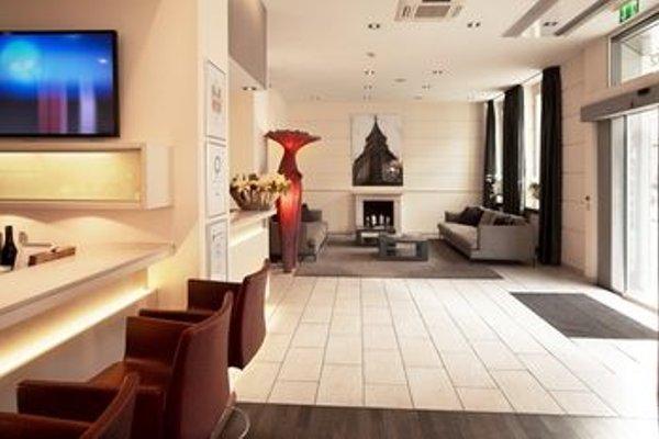 Hotel Hamburger Hof - фото 15