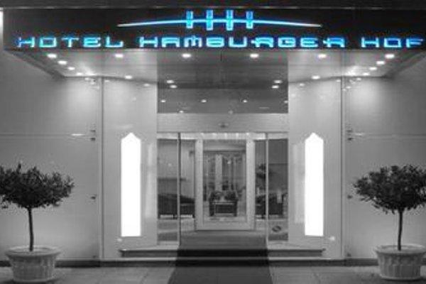 Hotel Hamburger Hof - фото 20