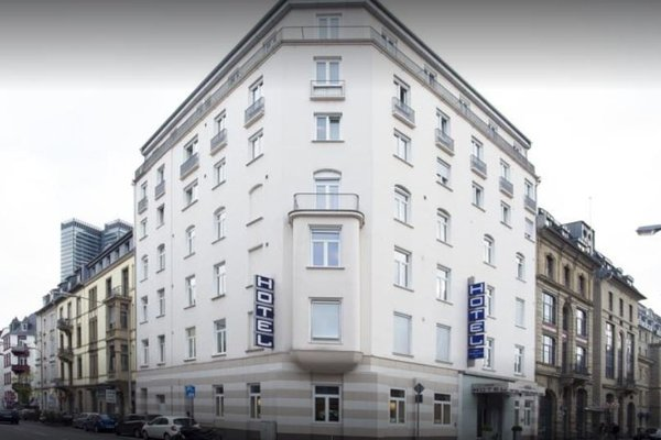 Hotel Hamburger Hof - фото 22