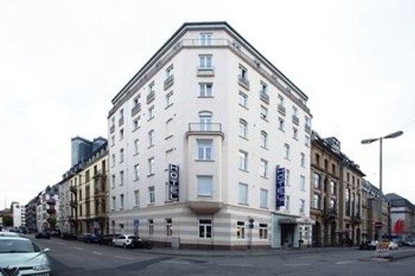Hotel Hamburger Hof - фото 23