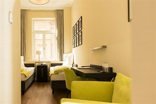 Hotel Hamburger Hof - фото 4