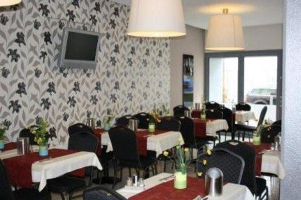 City Hotel Frankfurt - фото 14