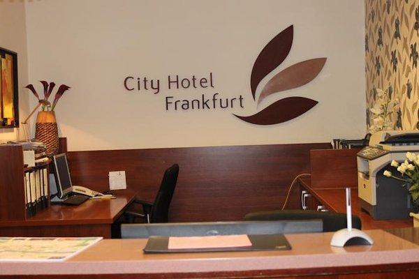 City Hotel Frankfurt - фото 17