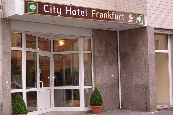 City Hotel Frankfurt - фото 20