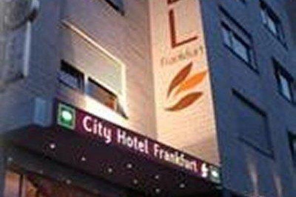 City Hotel Frankfurt - фото 23