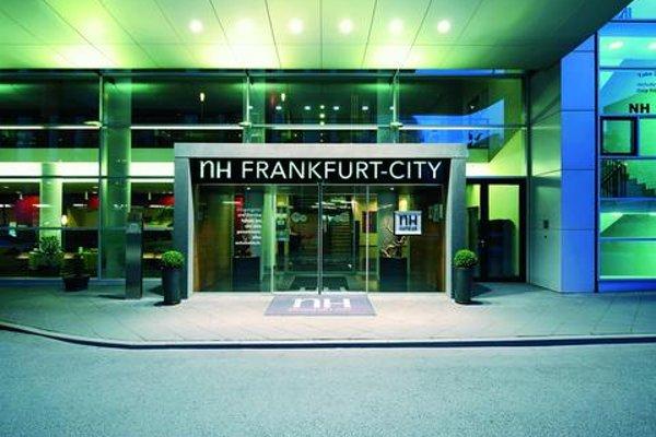 NH Collection Frankfurt City - фото 21