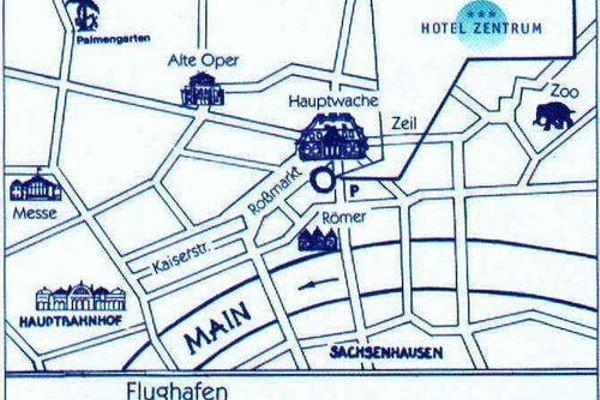 Hotel Zentrum an der Hauptwache - фото 15