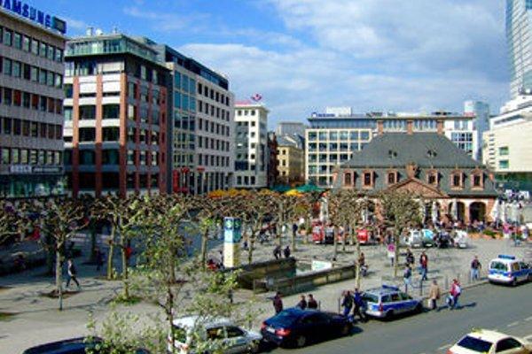 Hotel Zentrum an der Hauptwache - фото 20