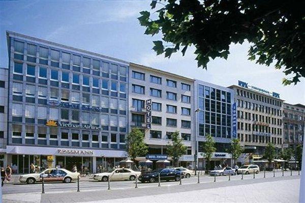 Hotel Zentrum an der Hauptwache - фото 21