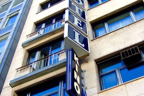Hotel Zentrum an der Hauptwache - фото 22