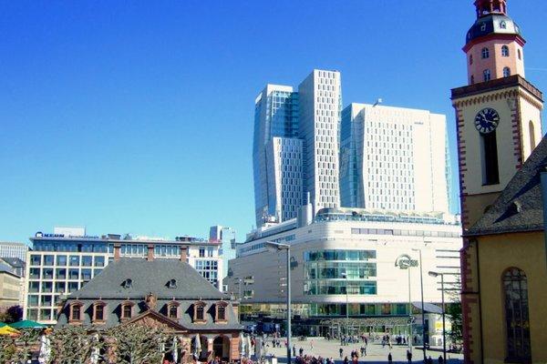 Hotel Zentrum an der Hauptwache - фото 23